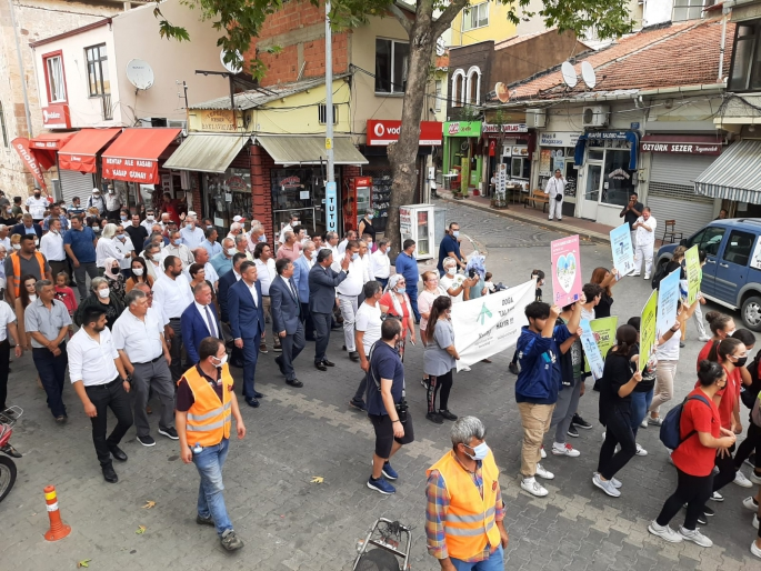 Çanakkale'de Kurtuluş Coşkulu Bir Festival!