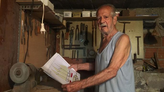 Çekicin Ucunda Bir Ömür: Kaportacı Ahmet Usta