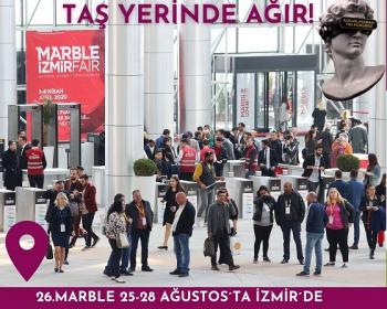 26.Marble İzmir Başlıyor