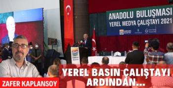 CHP Anadolu Buluşması-Yerel Medya Çalıştayı Ardından...