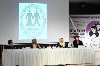 Uluslararası Kadın Sempozyumu'nda Kadın Sorunları Konuşuldu