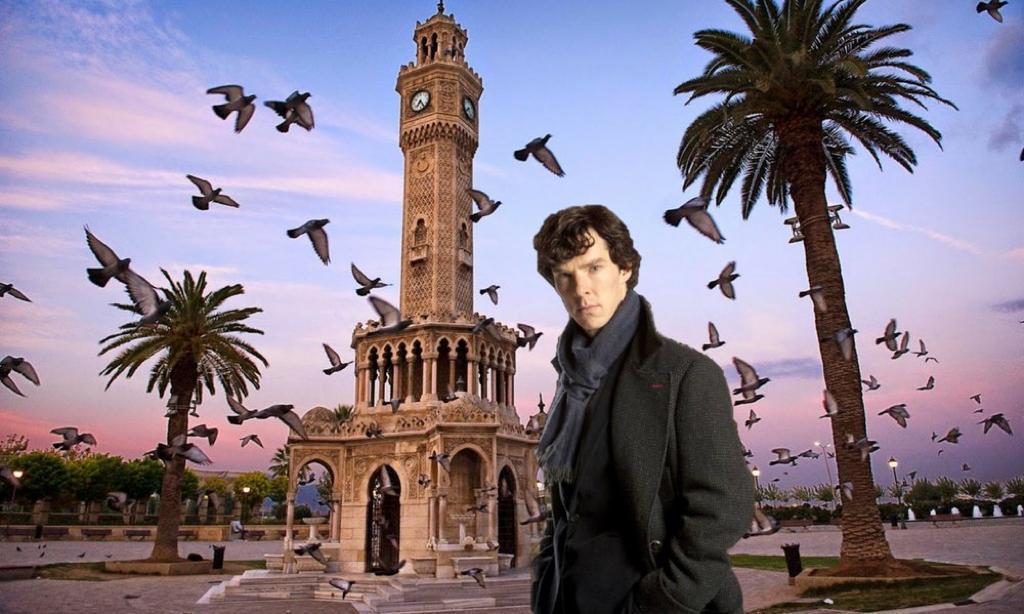 Benedict Cumberbatch / Sherlock Holmes