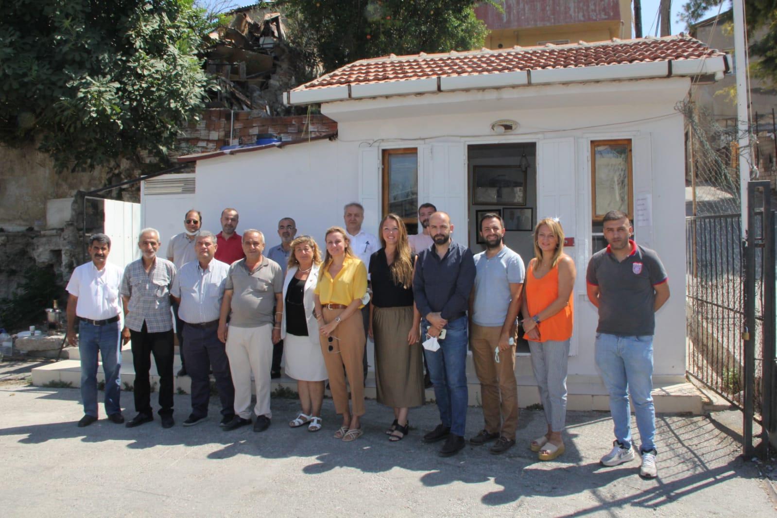 DEVA İzmir'den muhtar buluşması