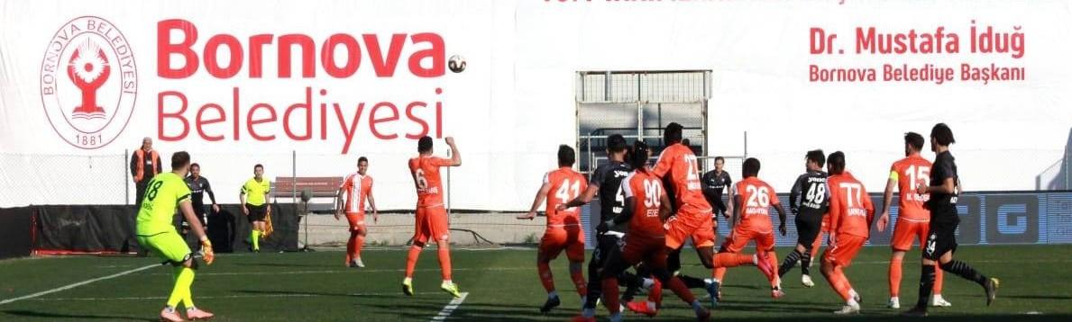 Final Bornova'da oynansın