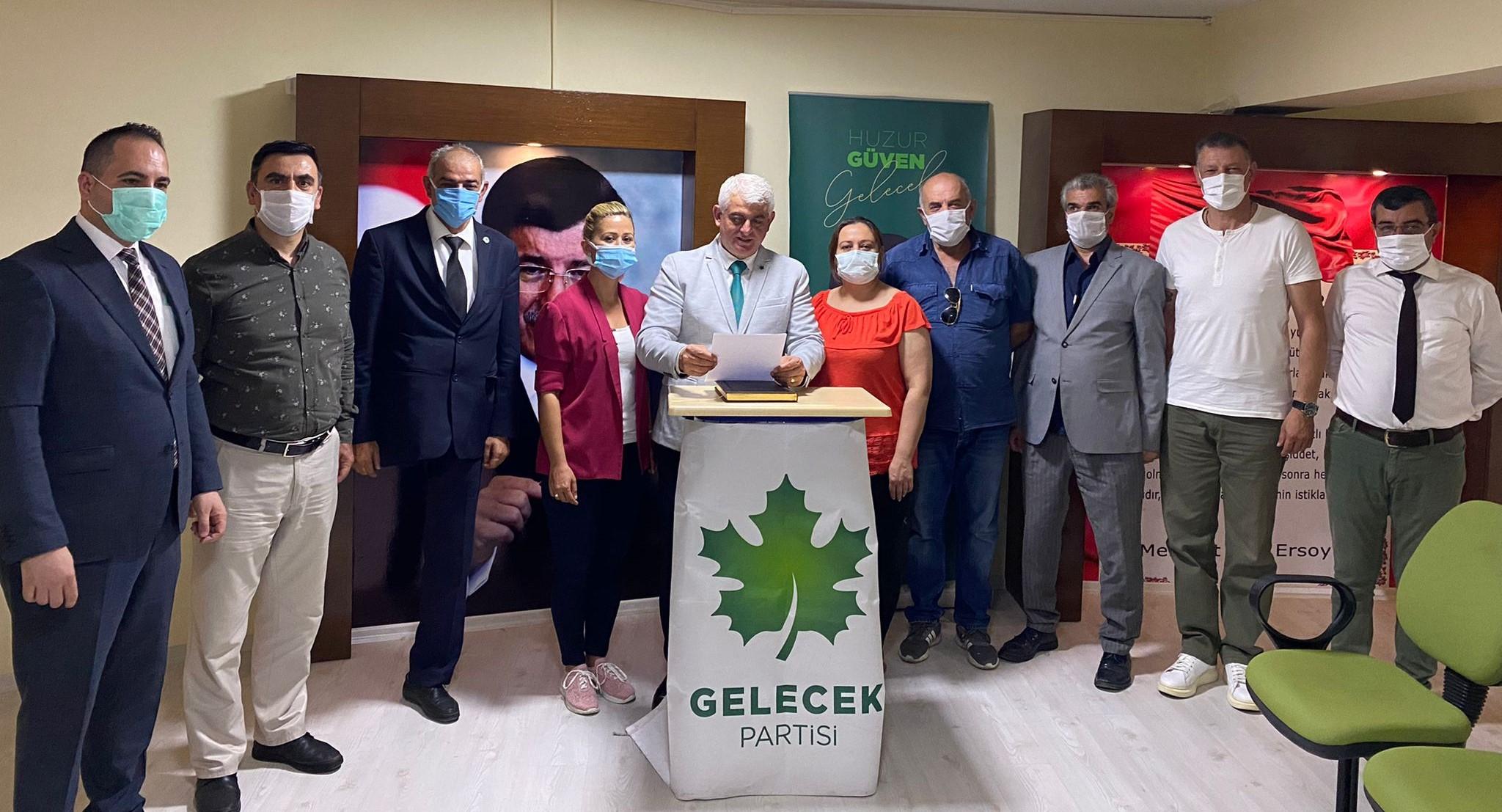 GELECEK PARTİSİ