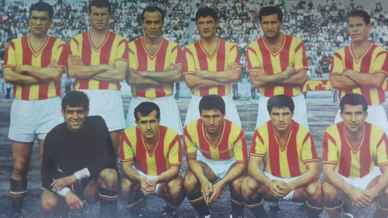 Göztepe'nin efsane futbolcularından Ertan Öznur vefat etti.