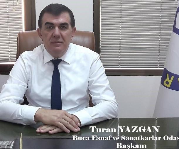 Turan Yazgan, Kurban Bayramı mesaj yayımladı.